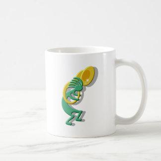 ココペリのテューバ コーヒーマグカップ