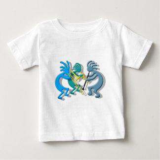 ココペリのトリオ ベビーTシャツ