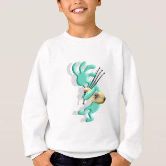 ココペリのバグパイプ スウェットシャツ