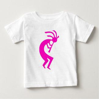 ココペリのピンク ベビーTシャツ
