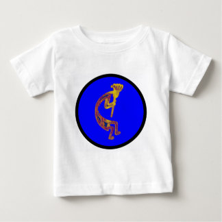 ココペリの上昇の精神 ベビーTシャツ