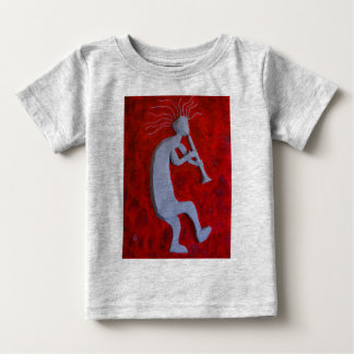 ココペリの乳児のTシャツ ベビーTシャツ