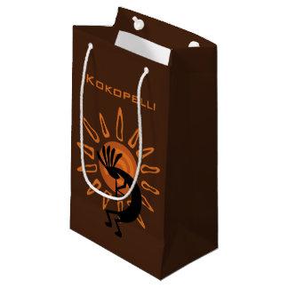 ココペリの南西砂漠の日曜日の小さいギフトバッグ スモールペーパーバッグ