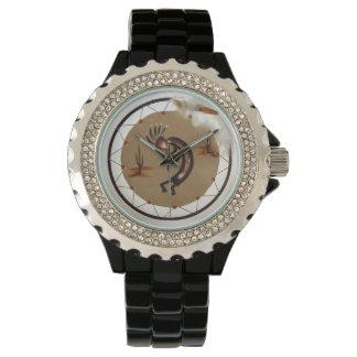 ココペリの夢のキャッチャー 腕時計