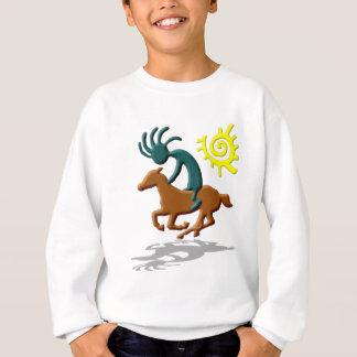 ココペリの子馬 スウェットシャツ