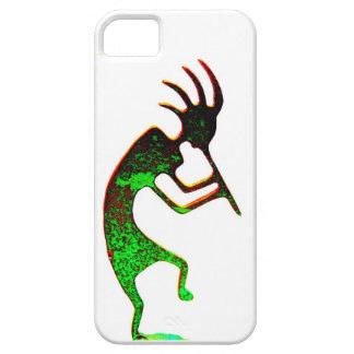 ココペリの緑の箱 iPhone SE/5/5s ケース