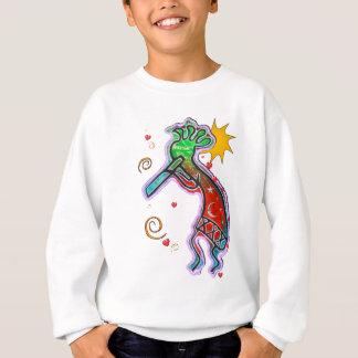 ココペリの芸術 スウェットシャツ