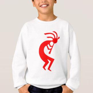 ココペリの赤 スウェットシャツ