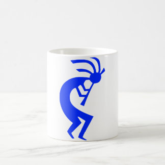 ココペリの青 コーヒーマグカップ