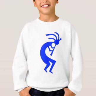ココペリの青 スウェットシャツ