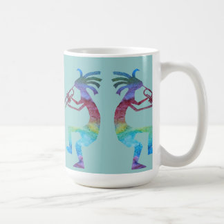 ココペリはトランペットを演奏します コーヒーマグカップ