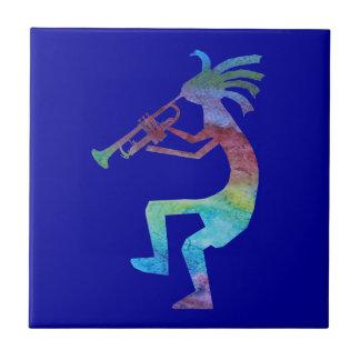ココペリはトランペットを演奏します タイル