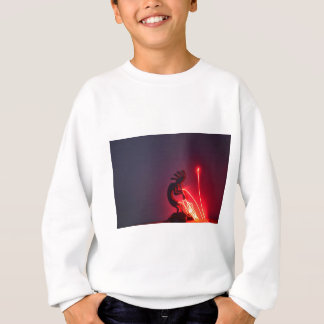 ココペリは光エネルギーを発生させます! スウェットシャツ