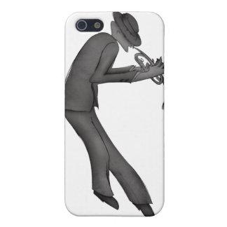 ココペリは青の芸術を遊びます iPhone 5 CASE