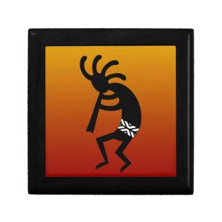 ココペリを踊る南西デザイン ギフトボックス
