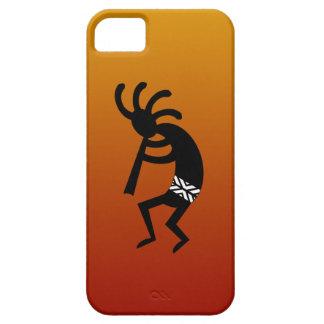 ココペリを踊る南西デザイン iPhone SE/5/5s ケース