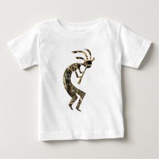 ココペリcamo.png ベビーTシャツ