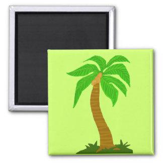 ココヤシの木の磁石 マグネット