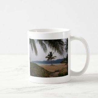 ココヤシの木 コーヒーマグカップ