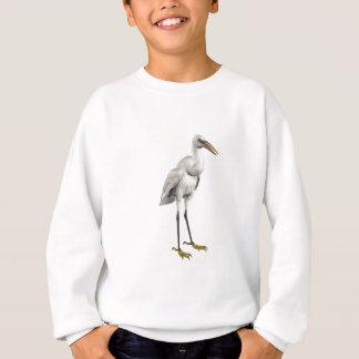 コサギ スウェットシャツ