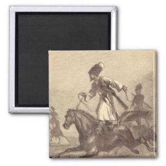コサックの騎手 マグネット