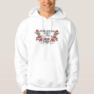 Cossack's Skull roses and guns cross stitch