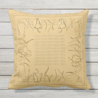 コショウは設計されていた枕#2を彫ります クッション