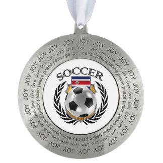 コスタリカのサッカー2016ファンのギア オーナメント