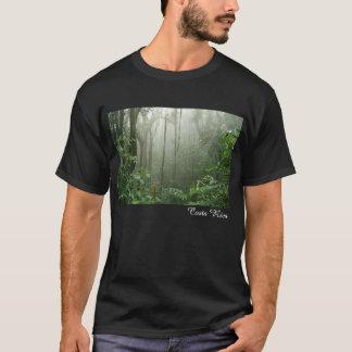 コスタリカのジャングルのTシャツ Tシャツ