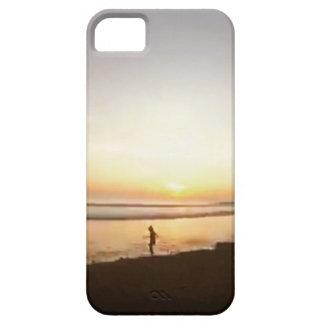 コスタリカのビーチ iPhone SE/5/5s ケース