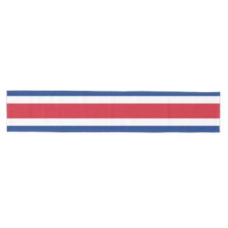 コスタリカの旗 ミディアムテーブルランナー