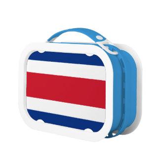 コスタリカの旗 ランチボックス