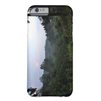 コスタリカの自然 BARELY THERE iPhone 6 ケース