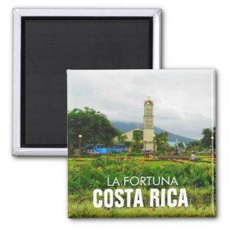 コスタリカのLaのフォルトゥナの磁石 マグネット