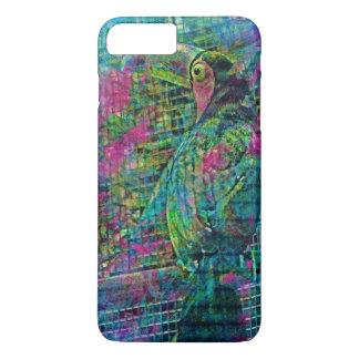 コスタリカのTookan Camunの大きい鳥 iPhone 8 Plus/7 Plusケース