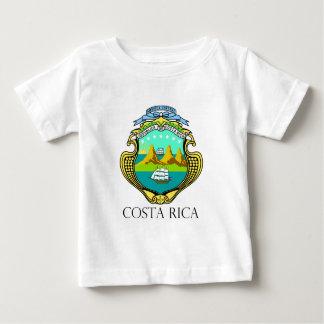 コスタリカ ベビーTシャツ