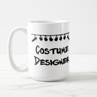 コスチュームデザイナーのマグ コーヒーマグカップ
