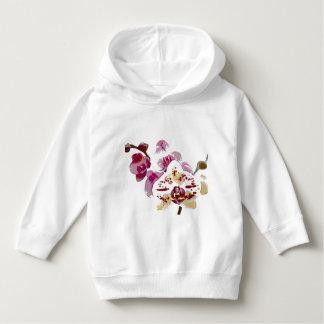 コチョウランの蘭の花の花束 パーカ