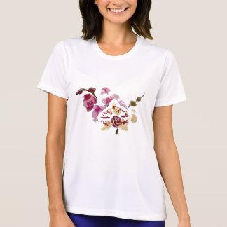 コチョウランの蘭の花の花束 Tシャツ