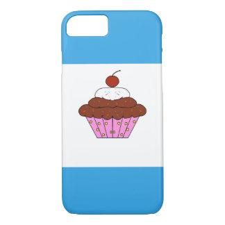 コップのケーキ iPhone 8/7ケース