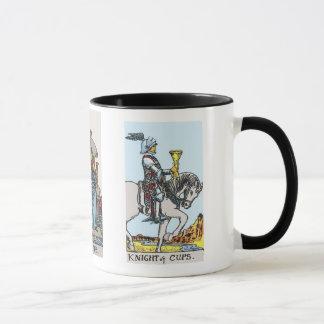 コップのタロットのコーヒー・マグの王、女王および騎士 マグカップ