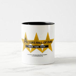 コップ栄誉の殿堂公式俳優 ツートーンマグカップ