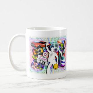 コップ、マグ及びジョッキを傷つけるまでブギウギ「 コーヒーマグカップ