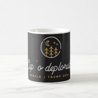 コップ「oの嘆かわしいコーヒー・マグ コーヒーマグカップ