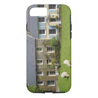コテージ、Beddgelert、Gwynedd、ウェールズ iPhone 8/7ケース