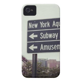 コニーアイランドの印 Case-Mate iPhone 4 ケース