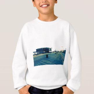 コニーアイランドの遊歩道 スウェットシャツ