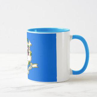 コネチカットのマグ マグカップ