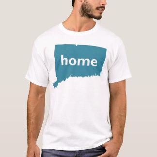 コネチカットの家 Tシャツ