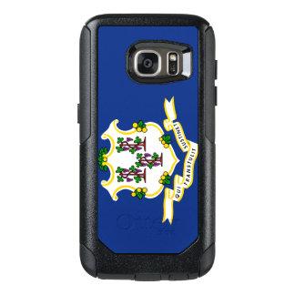 コネチカットの旗のオッターボックスのSamsungの銀河系S7の箱 オッターボックスSamsung Galaxy S7ケース